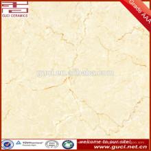 projeto home do assoalho de mármore telha de mármore barata interna do calor da pedra decorativa da resistência