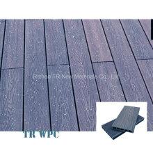 Abastecimento melhor Shileded WPC Outdoor Decking