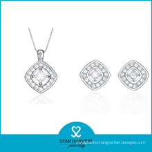 2016 Lucky 925 Silver Jewelry with Cheap Price (J-0016)