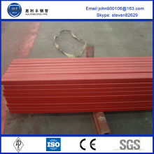 astma312 high quality galvanized square pipe