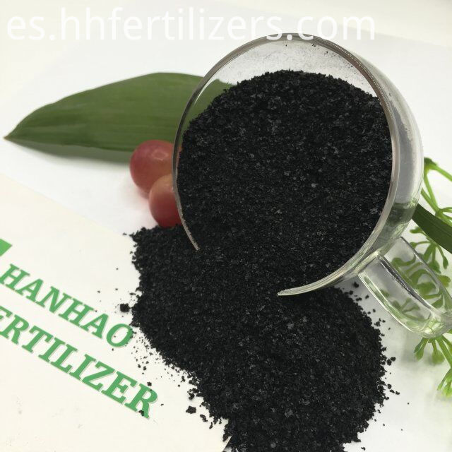 Humic Acid Fulvic Acid