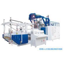 La última máquina automática de película de estiramiento de plástico en xinhuida manufactory