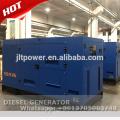 Wechselstromdreiphasiger 100 kva Dieselstromgenerator stellte mit Überdachung ein
