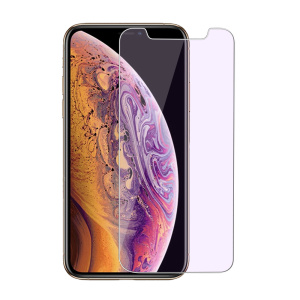 2.5D Anti-Blue Light Displayfolie voor iPhone XS