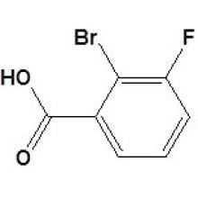 2-Bromo-3-Fluorobenzóico Acidcas No. 132715-69-6