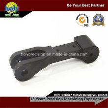 Подвергать механической обработке CNC изготовленный на заказ Делрин ЧПУ Пластиковые части велосипеда запасные части