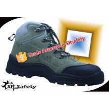 SRSAFETY 2015 новый стиль высокого качества замши кожа безопасности сталь обувь Китай поставщиков