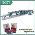 Máquina automática de la máquina del tubo del saco de papel de la válvula de la Multi-Pared