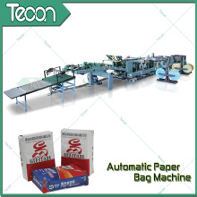 High Automatization Paper Bag Making Machinery