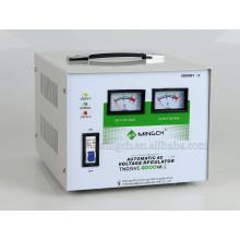 Kundenspezifische Tnd / SVC-2k Einphasige Serie Vollautomatischer Wechselspannungsregler / Stabilisator