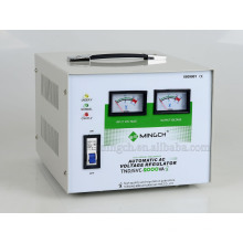 Customed Tnd/SVC-2k Single Phase Series Fully Automatic AC Voltage Regulator/Stabilizer