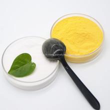 Chlorure de polyaluminium PAC pour tous les traitements de l'eau