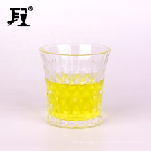 Custom High quality 200ml Drinking Glass Cup for beer liquor juice whiskey