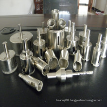 Electroplate Diamond Core Drill Bit for Glass Marble