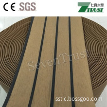 Synthetic pvc teak decking for boat,yacht