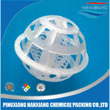 "2"" plastic cage balls for waste water treatment"