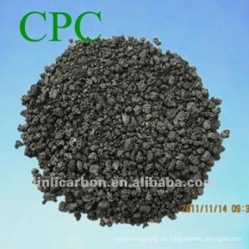 Precio bajo Calcined Coque de petróleo CPC