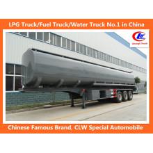 Semi-reboque de tanque de combustível 42000L de 3 eixos pesados