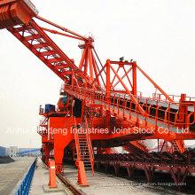 Система транспортера/ленточный Транспортер/фиксированный ленточный конвейер для порта