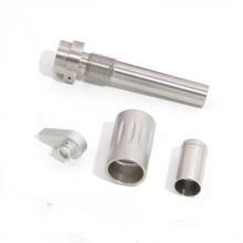 Aluminium CNC drehendes Aluminiumrohr mit Unterschied