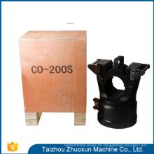 Herramienta de prensado de cable subterráneo de compresión hidráulica de cabezal de venta caliente de 100 toneladas