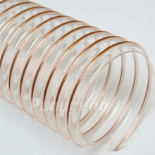 100 Mm PU Air Duct Conditioning Ventilation Hose