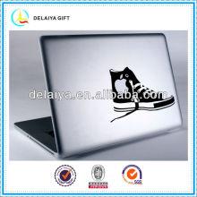 Мода ЭКО-дружественных виниловые наклейки для ноутбука