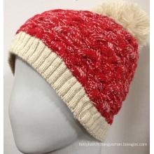 Vous aimez la mode Knit Beanie Cap (KB-080004)