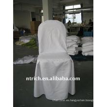 Funda de silla 100% poliéster, cubierta de silla de moda