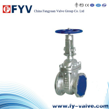 API Manual Wcb Flexible Wedge Gate Valve