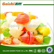 Grignotine colorée de nourriture chinoise avec le prix concurrentiel