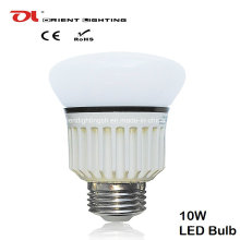 Dimmable 10W E26 / 27 LED Bombilla (1027)
