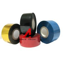 Printer ribbon  30*100m Black ribbon hot stamping foil for plastic