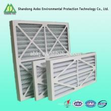 material de fiter fibra sintética para filtro de aire G3 G4