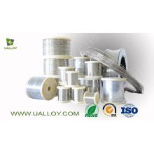 Cable de resistencia de calefacción eléctrica Nichrome (Ni80Cr20, Ni60Cr15, Ni35Cr20)