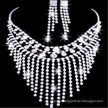 Alibaba Оптовых Круглый Ювелирные Изделия Ожерелье С Серьги