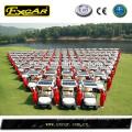 elektrischer Solar-Golfwagen