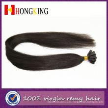 Saga Gold Remy Human Hair Extension Black