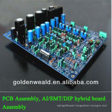 pcb contract assembly service Cold chain monitoring and quality control with pcb prototype fabrication
