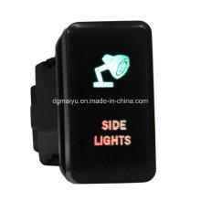 Toyota Car Side LED Lightspush Switch