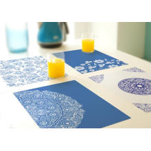 Promotional Cartoon Gift Customized Colorful Printed PVC Placemats