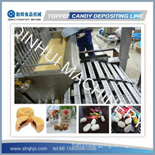 Full Automatic Depositing Type Toffee Candy Making Machine