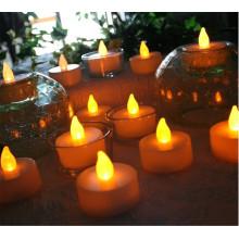 Flameless LED Tea Light Candles