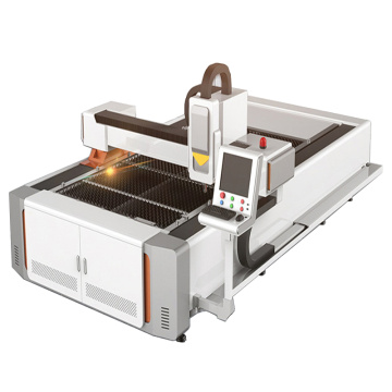 CNC 1000w/2000w Stainless Steel Tube Laser Cutting Machine