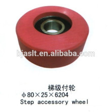 Door Down Roller/sheave spare parts/horizontal roller door