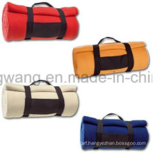 Promotion Warm Polar Fleece Travel Blanket