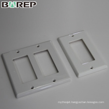 Barep GFCI 125V 15A general 8 gang switch plates
