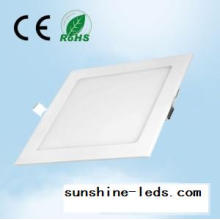 Ultra Thin Square LED Panel Ceiling Downlight
