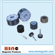 Starker Permanent-Rotor-Magnet