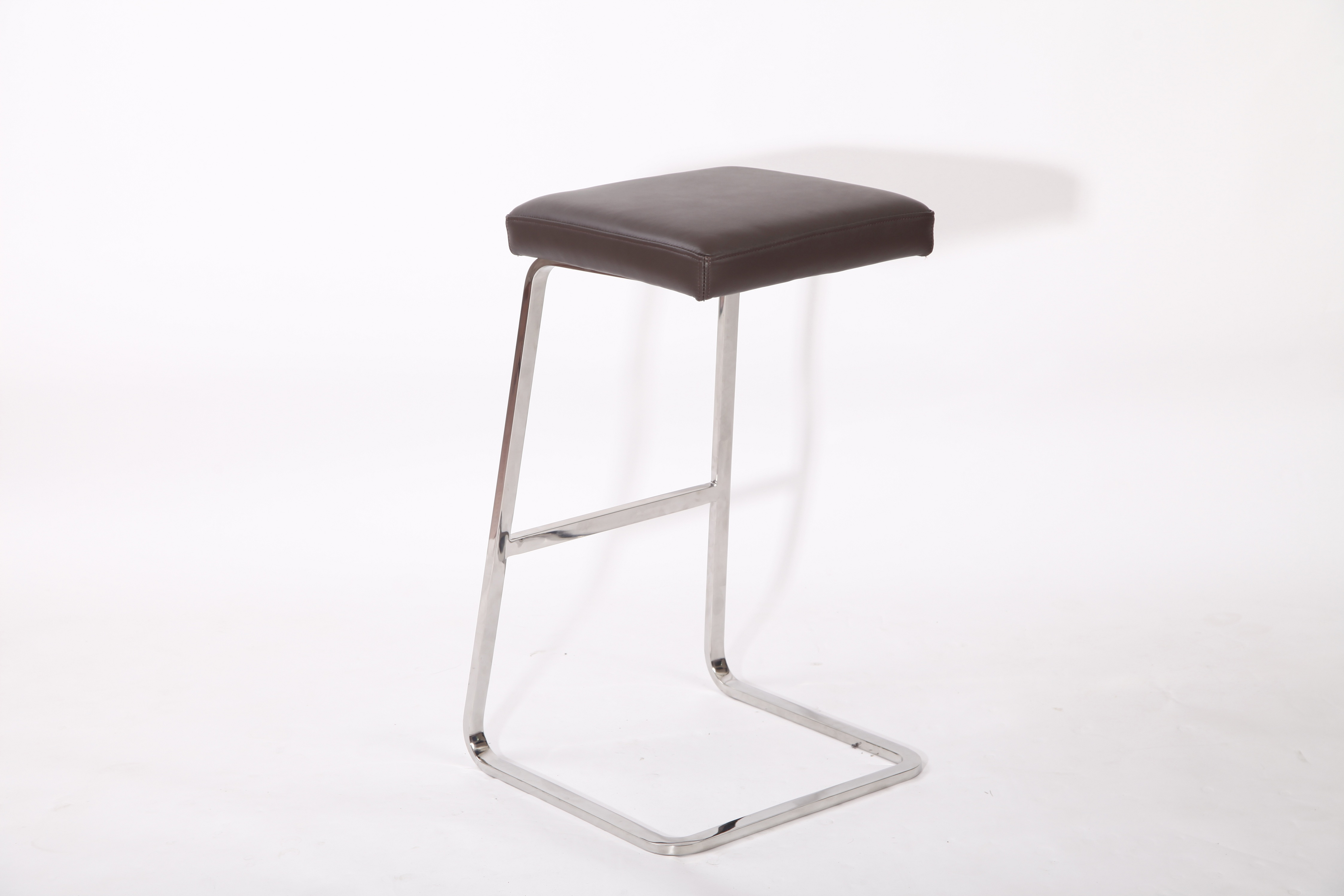 Restaurant Leather Bar Stool